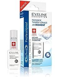 """Eveline Cosmetics Nail Treatment for Weak Nails - """"Diamond Hard & Shiny Nails """""""