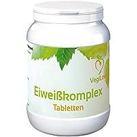 Preisvergleich für Vegi Love, vegetarische Eiweißkomplex Aminosäure Tabletten Arginin, BCAA, Veganer und Vegetarier geeignet aus...