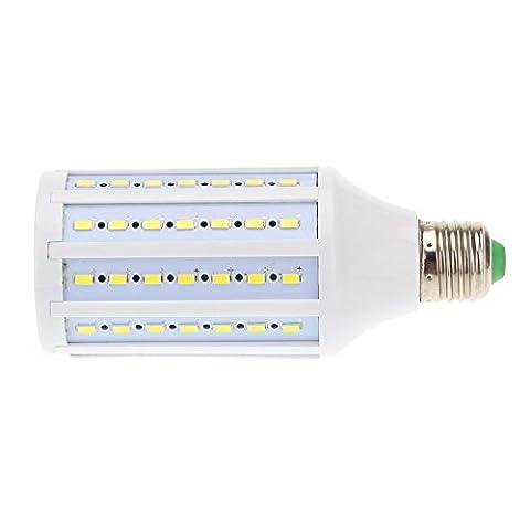 Ampoule de mais - TOOGOO(R)E27 20W 5500K 185-245V LED Luniere de mais Ampoule de Studio Ampoules lumiere du jour de photographie