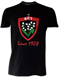 T-shirt RCT Toulon - Collection officielle Rugby Club Toulonnais - Top 14 - Taille enfant garçon