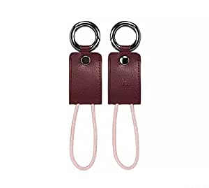 LBS Charging Cable - Lightning Cable, Novelty Portable Data Line for Apple [iPhone 6/6s] [iPhone 6 Plus/6s Plus] [iPad pro] [iPad Air] [iPad mini] (Brown)
