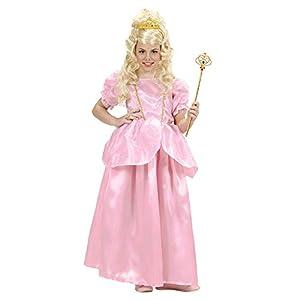 WIDMANN 12768Adultos Disfraz Princesa, Color Rosa, 158