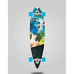 "Skate Longboard Cruiser Complete ¨Long Island¨ Pintail Essential 40"""