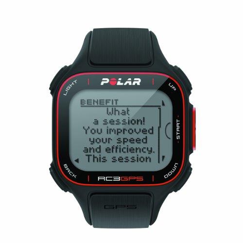 Polar-RC3-GPS-Reloj-con-pulsmetro-y-GPS-integrado-y-sensor-de-cadencia-para-bicicleta-Negro