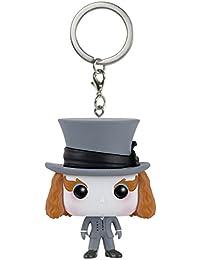 Funko - Porte Clé Disney - Mad Hatter Pocket Pop 4cm - 0849803075941