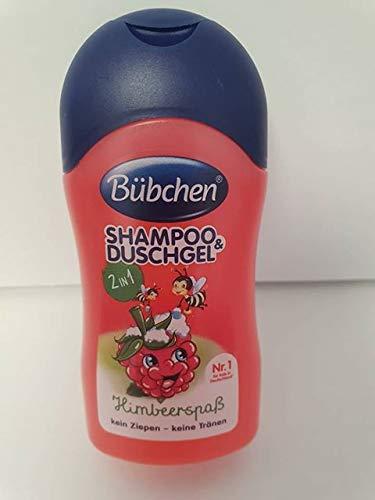 Bübchen Shampoo & Duschgel Himbeerspaß (5 x 50ml)