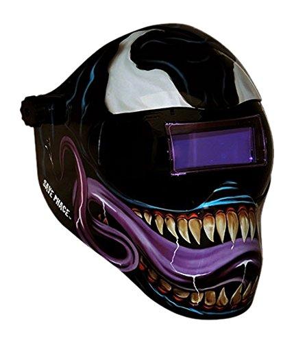 SAVE Phace 3012145Marvel Venom Gen-y Série Masque de soudeur