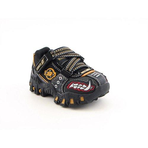 Skechers Hot Lights A10 Warthog garçons chaussures - noir Noir