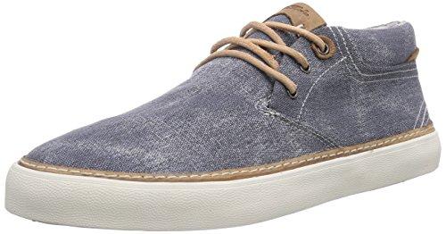 O'NEILL Amped canvas, Sneaker alta uomo, Blu (Blu navy), 44