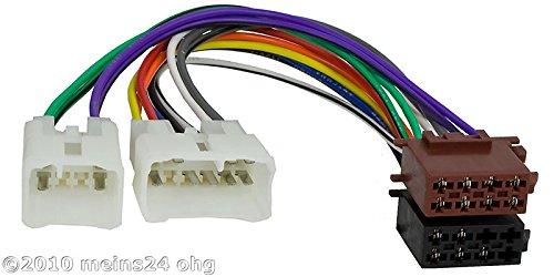 meins24 17010001 Radioadapter passend für TOYOTA