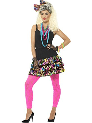 * NEW * Smiffy's 80's Party Girl Kit (Medium/Large)