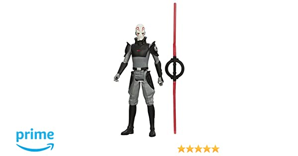 """Star Wars Rebels Saga Legends 3.75/"""" action figure The Inquisitor SL03 UK Seller"""