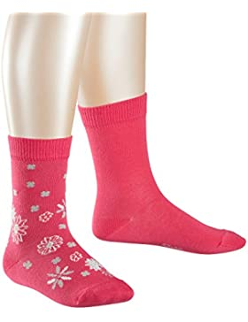 ESPRIT Mädchen Socken Flower 2er Pack