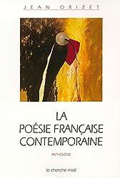 La Poésie française contemporaine