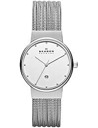 Skagen Damen-Uhren 355SSS1