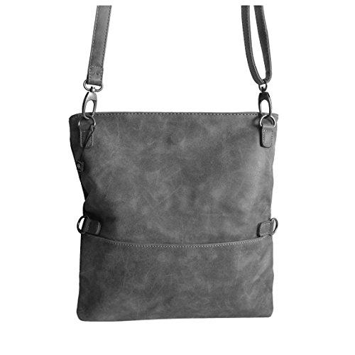 Kleidung & Accessoires FleißIg Damen Leinwand Gestreifte Schulter Frauen Tasche Auswahlmaterialien