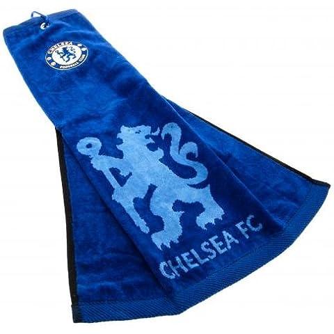 Gift Ideas-Official Chelsea FC-Asciugamano da Golf, un ottimo regalo per i tifosi