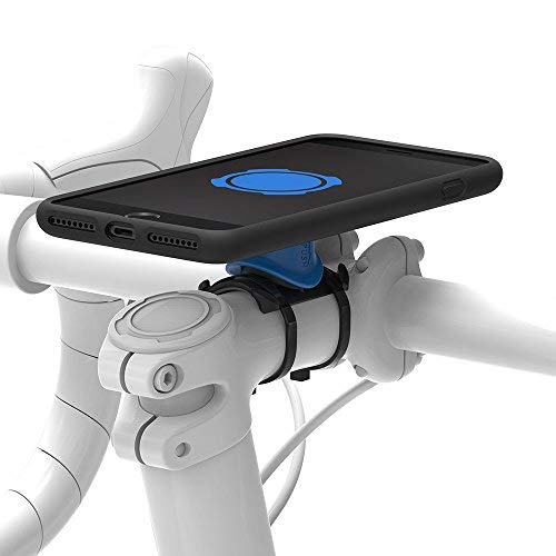 Quad Lock Fahrradbefestigungs-Kit für iPhone 8 Plus / 7 Plus