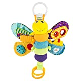 Lamaze Freddie The Firefly – Clip On Pram and Pushchair Newborn Baby Toy – Suitable from Birth