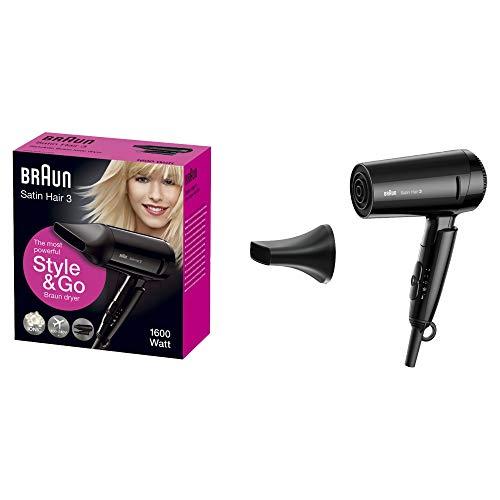 Braun Satin Hair 3 HD350 Style & Go - Secador