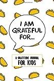 I Am Grateful For... A Gratitude Journal For Kids: Beautiful Gratitude Journal