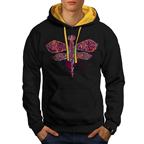 dragon-mouche-insecte-epique-modele-homme-nouveau-noir-avec-capuche-dore-l-capuchon-contraste-wellco