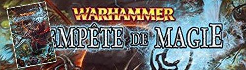 JdR Tempête de magie Extension Warhammer V8 2011 Games Workshop par Jeremy Vetock Matthew Ward