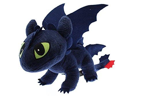 Preisvergleich Produktbild Dragons 208740 - Plüsch Nachtschatten Gr. 3