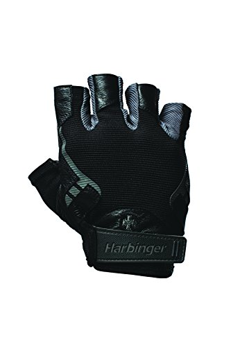 Harbinger Pro Men s – Weight Lifting Gloves