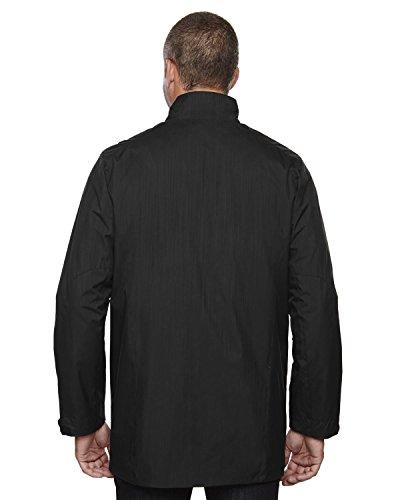 North End Métropolitaine de Ville Longueur Ultra Légère pour homme BLACK 703