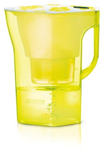 BRITA 056 025 Wasserfilter Navelia Cool gelb-passion