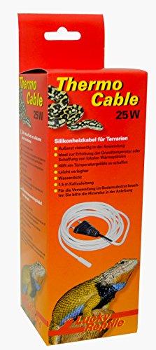 Lucky Reptile HTC-25 Thermo Cable 25 W, 4.8 m, Heizkabel für Terrarien