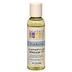 Aura Cacia Aromatherapy Massage Oil