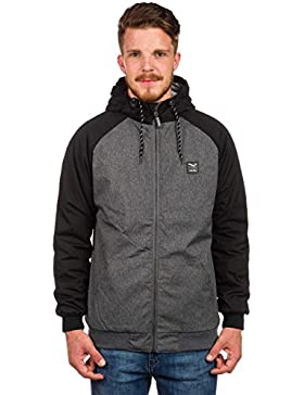 Iriedaily Another Flag Jacket Black