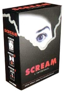 Coffret Scream 3 DVD : L'Intégrale