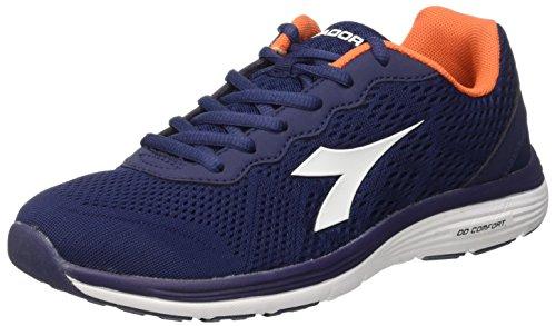 Diadora Sapatos De Treinamento Adulto Cisne Blu (blu / Bianco)
