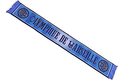 Echarpe OM - Collection officielle OLYMPIQUE DE MARSEILLE - Football