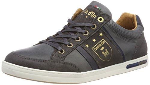 Pantofola d'Oro MONDOVI Uomo Low, Sneaker, Grau (Dark Shadow .7zw), 43 EU
