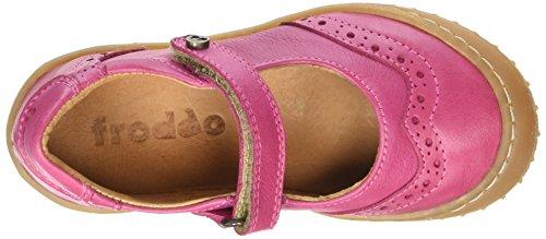 Froddo Froddo Girls Mary Jane Shoes Mädchen Mary Jane Halbschuhe Rosa (Fuchsia)