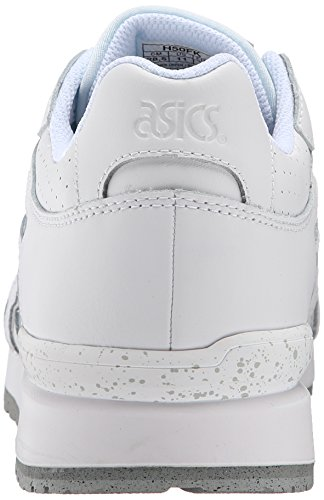 Asics Mens GT-II Leather Trainers Blanc