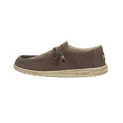 Dude Shoes Men's Wally Classic Wenge UK11 / EU45 EM92rqwu