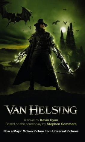 Van Helsing: The Novel por Kevin Ryan