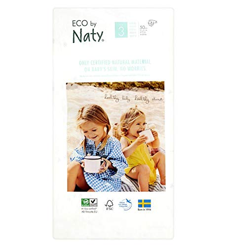 Couches, Changes Objective Naty Taille 4 Couches-culottes 22 Par Paquet