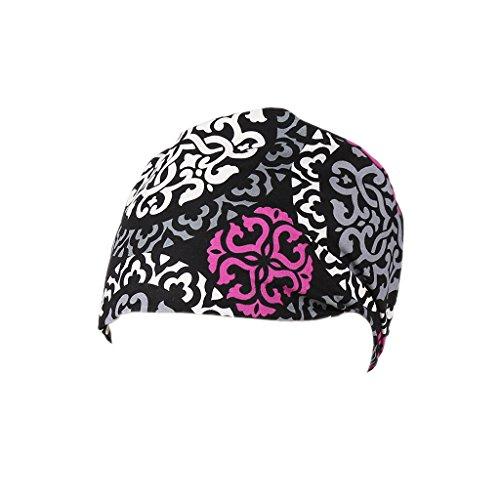 Baoblaze Baumwollkappe Schlafmütze Cap Chirurgische Hut für Herren Damen - Farbe5, one size