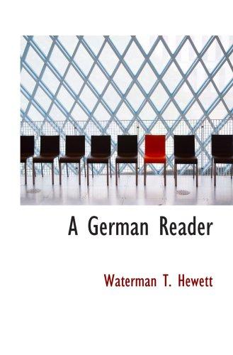A German Reader