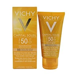 Vichy Vichy Capital Soleil BB Tinted Dry Touch Face Fluid SPF50