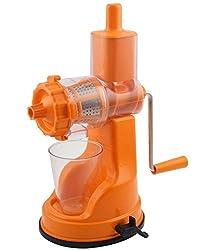 Bright fruit & Vegetable Juicer Orange [BE_05 Orange ]