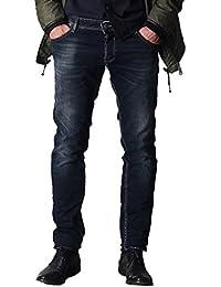 Jeans Japan Rags 711 Basic Black
