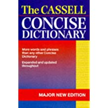 Cassell Concise English Dictionary 1997 (Cassell English dictionaries)