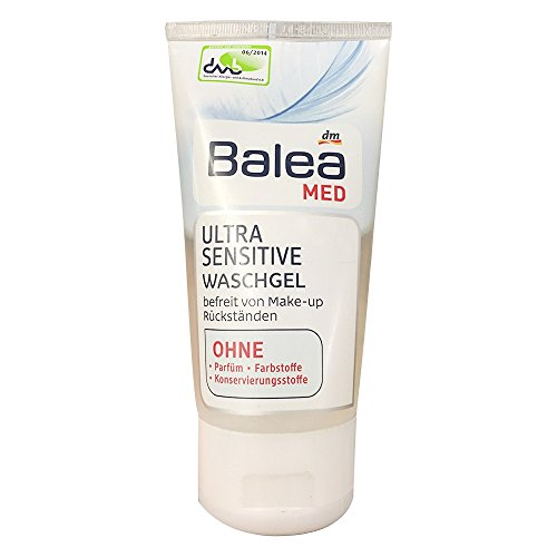 Balea med ultra Sensitive Waschgel 150ml tube